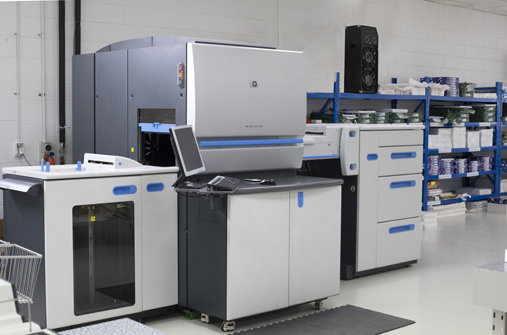 HP Indigo Press